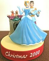 "Cinderella 50TH Anniversary Christmas 2000 ""A Dream Is a Wish Your Heart Makes"""