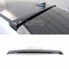 Aero Parts Rear Glass Wing Roof Spoiler Unpainted for HYUNDAI 2017-18 Elantra AD