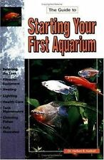 Guide to Setting up an Aquarium by Spencer Glass (1997, Paperback)