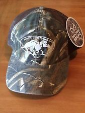 Duck Commander Dynasty Brown / Camo Logo Cap Hat BRAND NEW Fast FREE Shipping!