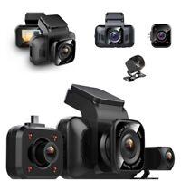 Dash Cam Built In WiFi 24H Parking Monitor 4M Pixels Car Camera Recorder Car Dvr
