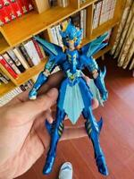 J Model Saint Seiya Myth Cloth EX Poseidon Kraken Isaac Blue Action Figure