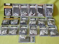 WARHAMMER 40K SPACE MARINES / TYRANIDS BLISTER PACKS - MANY TO CHOOSE FROM