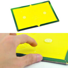 10Pcs Rat Trape Snare Mouse Glue Snare Traps Mice Rodent Sticky Boards Kits