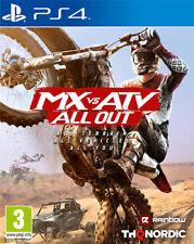 MX Vs ATV All Out (Guida / Racing) PS4 Playstation 4 THQ