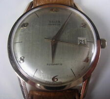 MONTRE SUJA GENEVE OR MASSIF AUTOMATIC COLLECTION VERS 1950/60