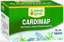 3X100 TABLETS OF MAHARISHI CARDIMAP HERBAL TABLETS WITH FREE WORLDWIDE SHIPPING