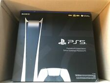 Sony PS5 Digital Edition Console Brand new unopened IN HAND FAST SHIPPING