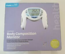 Lloyds Pharmacy Hand Held Body Composition Monitor