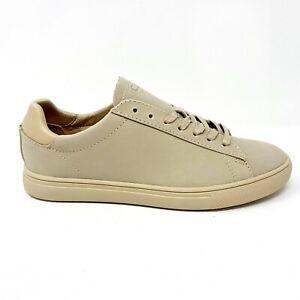 Clae Bradley Sesame Nubuck Mens Casual Sneakers