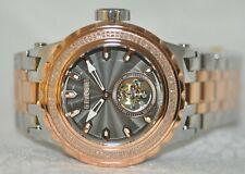 Men's Invicta LE Reserve Tourbillon Diamond Accented Two Tone Steel Watch 31795