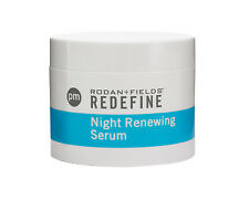 Rodan and Fields REDEFINE Night Renewing Serum PM 30 capsules SEE DESCRIPTION