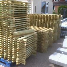 JOBLOT DEAL PICKET FENCE PANELS  AND POSTS DEAL DELIVERED PRESSURE TREATED
