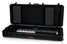Gator GTSA-KEY76D TSA ATA Deep 76-note Keyboard Case with Wheels