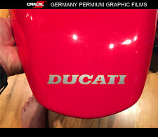 Small DUCATI MONSTER Fuel tank / helmet Vinyl Decal sticker _double layers