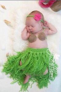crochet baby props