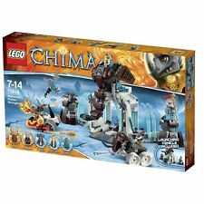 "LEGO® Legends of Chima™ 70226 ""Die Eisfestung des Mammuts"" Rinona NEU/OVP!"
