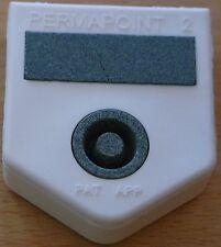 Permapoint 2 Dart Point Protector/Sharpener (White).