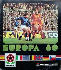 PANINI Europa 80 (1980) ORIGINAL European Sticker ALBUM *EMPTY / VUOTO**