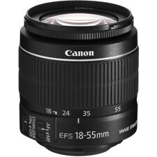 Canon EF-S 18-55mm f/3.5-5.6 IS II SLR Zoom Lens f/Canon Rebel T6  **BRAND NEW**