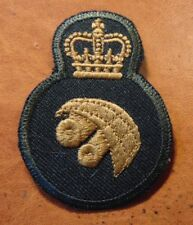 Canadian Armed Forces GEOMATIC TECH qualification trade patch badge level 3 grn