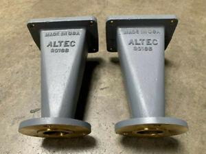 ALTEC 30166 BrassThroats pair for 1505 horn (Worldwide ship)