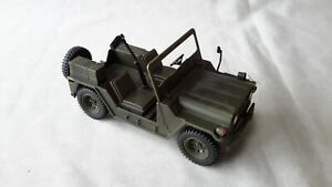 Peterkin M&C Toys World Peacekeepers Military Action Force Jeep Spares  Custom