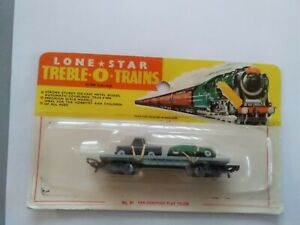 LONE STAR TREBLE-O-TRAINS
