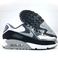 Nike Sportswear Air Max 90 QS Python White Grey Black CD0916-100 Men's 10.5