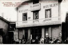 D65 - CASTELNAU-MAGNOAC *MAISON MONFORT FRERES*RESTAURANT et MAGASIN DE MEUBLES