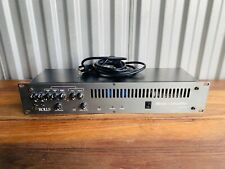 Rolls MA2152 70V, 100W per Channel Mixer/Amplifier Tested & Working Rack Mount