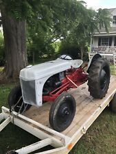 1952 Ford 8n Tractor Pto Working