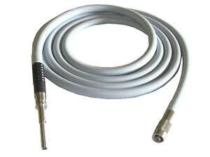 ENT Fiber Optic Cable - Compatible with OLYMPUS Light Source