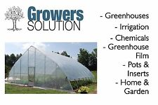 16 x 32 ft Low Sidewall Greenhouse - High Tunnel Kit - Cold Frame Package