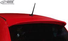 RDX Dachspoiler FIAT 500 Heckspoiler Dach Heck Spoiler Hinten Lippe Tuning