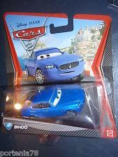Disney Pixar Cars 2 BINDO