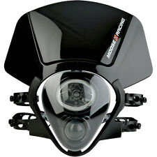 Moose Racing Universal MX Dirtbike Moto Species Headlight Black