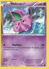 Nidoran - N&B:Glaciation Plasma - 43/116 - Carte Pokemon Neuve Française
