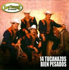 FREE US SHIP. on ANY 2 CDs! NEW CD Tucanes De Tijuana: 14 Tucanazos Bien Pesados