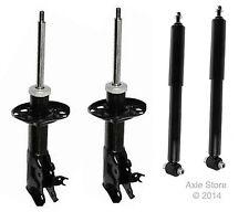 4 New DTA Shocks & Struts Full Set  OE Repl. Ltd Lifetime Warranty Honda Civic
