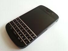 BLACKBERRY Q10 16GB BLACK TOP+VIELE EXTRAS+RECHNUNG+DHL VERSAND