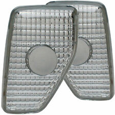 Anzo USA Side Marker Lights Clear for Hummer H3 2006-2009