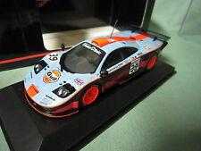 DV5097 MINICHAMPS McLAREN F1 GTR #39 GULF DAVIDOFF LE MANS 1997 530174339 1/43
