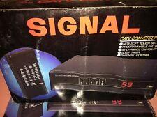CATV Cable Analog Converter