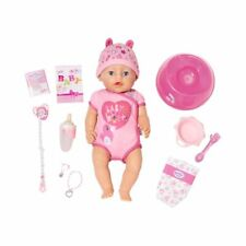 Zapf Creation Baby Born Puppe Soft Touch Blue Eyes 43 cm ab 3 Jahre - rosa/pink