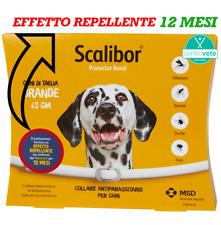 Scalibor Collare Antiparassitario per CANE cani - TAGLIA GRANDE 65 cm