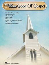 Good Ol' Gospel Sheet Music E-Z Play Today Book NEW 000197200