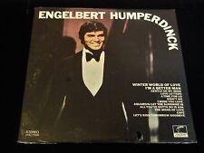 Engelbert Humperdinck-ORIGINAL 1969 US S/T LP-SEALED!