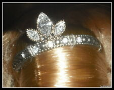 TIARA  MATTEL BARBIE DOLL DUCHESS OF DIAMONDS GLAMOUR SWAROVSKI CRYSTALS CROWN