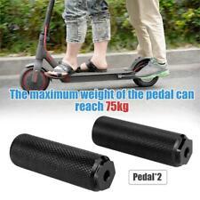 Stunt Black Axle Bicycle 2PCS Aluminum Alloy Pegs Mountain Foot Bike BMX Pedal